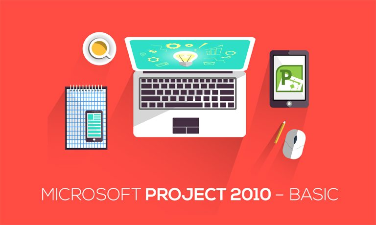 Microsoft Project 2010 Basic Training Course With Certification