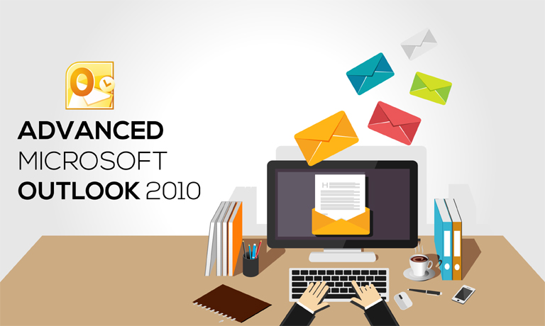 Microsoft Outlook 2010 Advanced Training Course With Online
