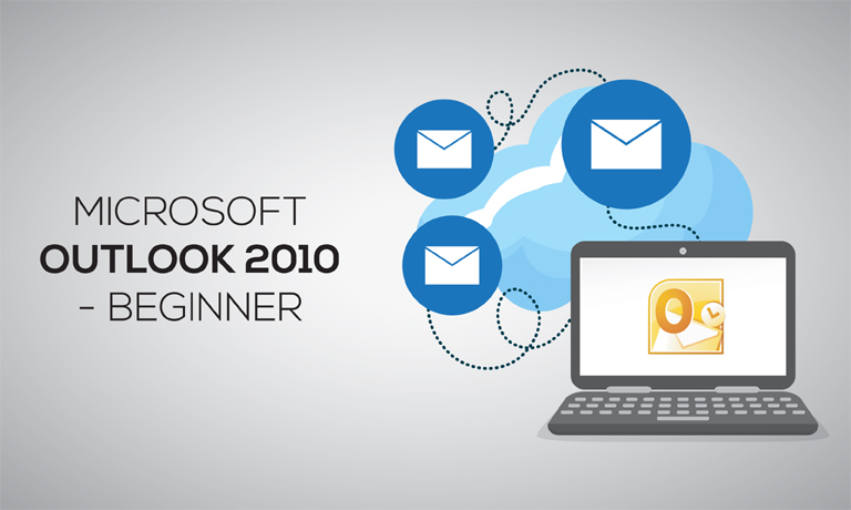 Microsoft Outlook 2010 Beginner Training Course With Online
