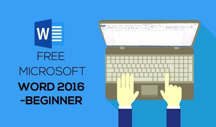 Free Microsoft Word 2016 Beginner Training Course with Online ...