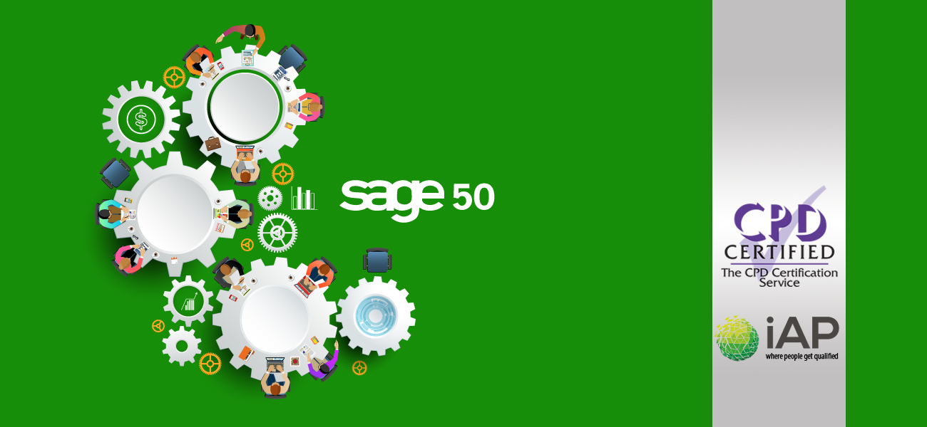Diploma in Sage 50 Accounts and Payroll Management