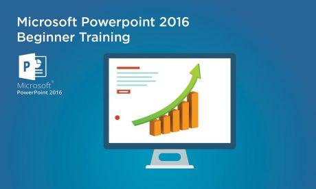 microsoft powerpoint 2016 neginner training online course