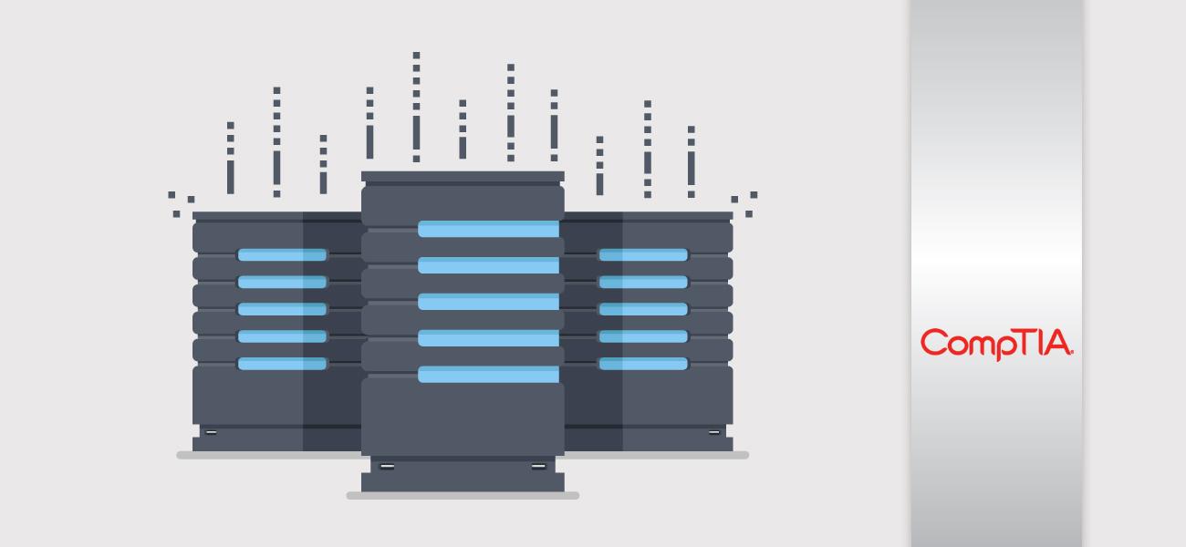 CompTIA Server + Live Practice Lab