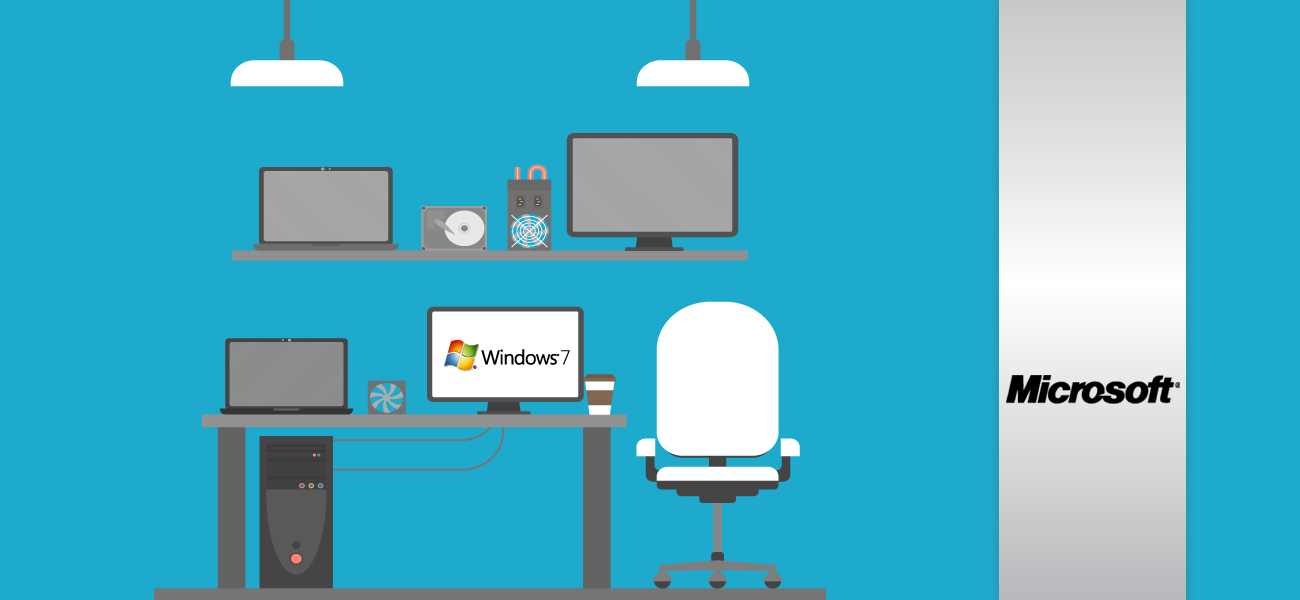 Desktop Support Technician >> Windows 7 Enterprise Desktop Support Technician Live Practice Lab