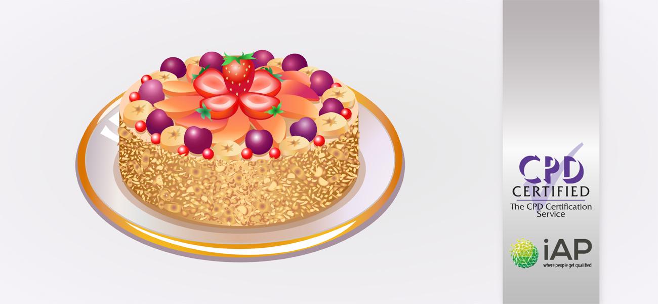 Baking & Cake Decorating Diploma – Level 3