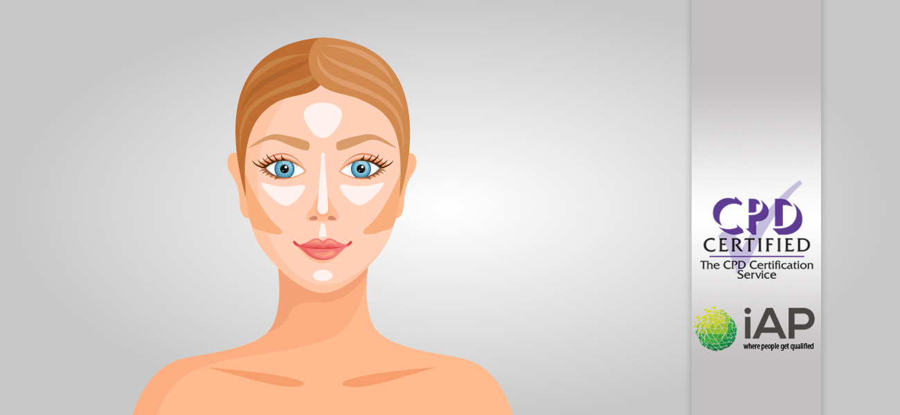 Diploma in Contouring Makeup – Level 3