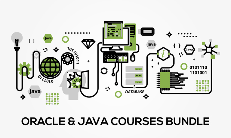 Oracle and Java Courses Bundle
