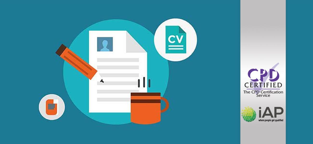 Effective CV Writing – Online