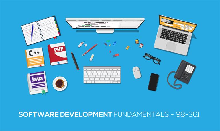 Software Development Fundamentals v98-361 course