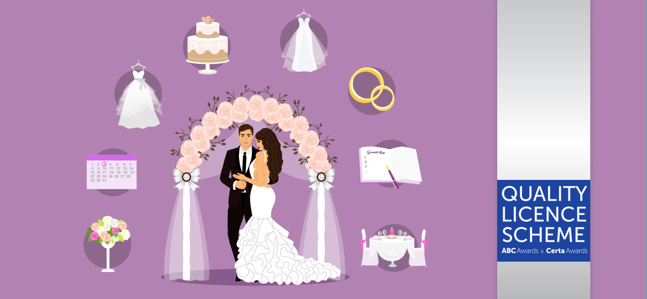 Advanced Diploma in Wedding Planning – Level 3