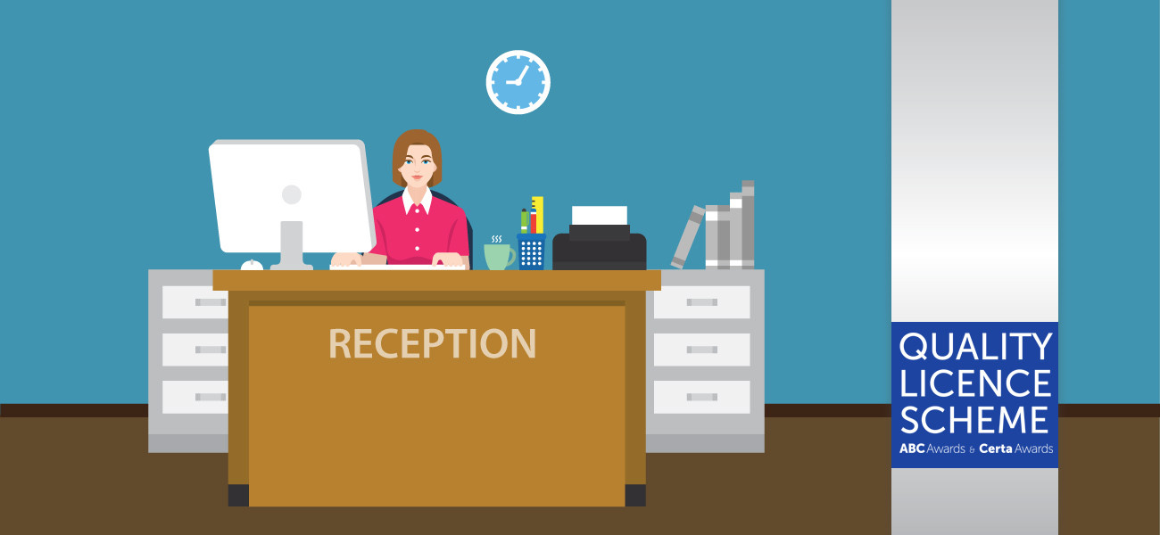 Diploma in Office Administration and Reception – Level 4