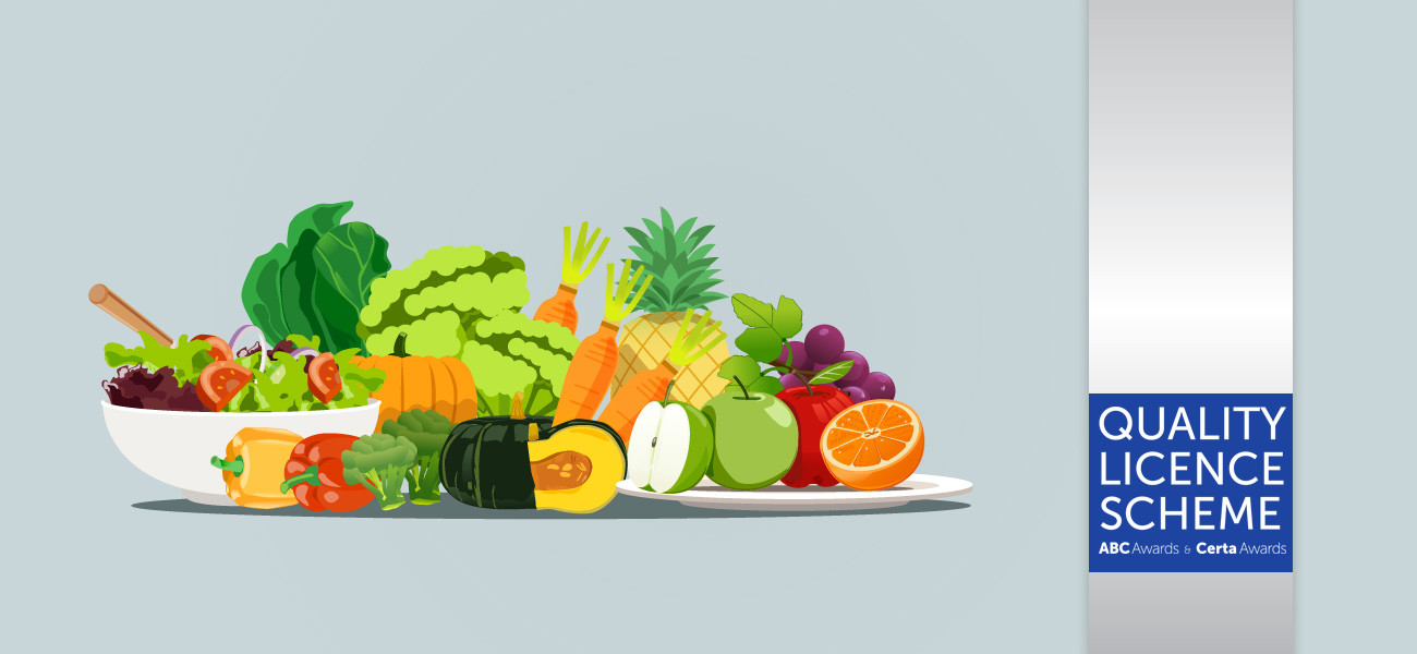 Certificate in Healthy Eating and Nutrition – Level 2