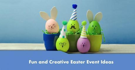event organising - easter event
