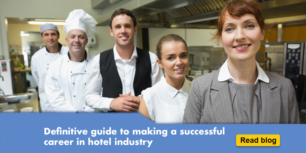 Want to build a career in hotel management?