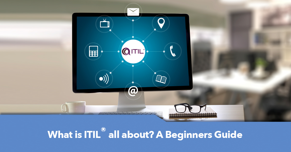 when a business uses ITIL