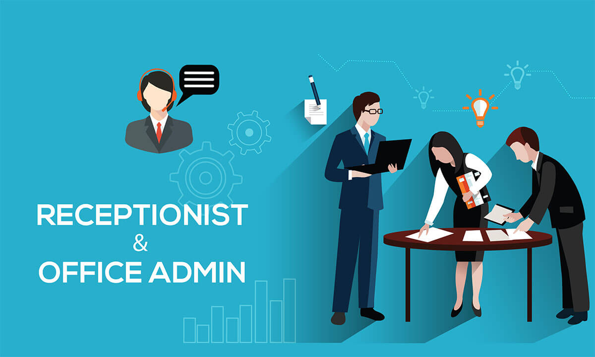 Online Office Administration Amp Reception Training