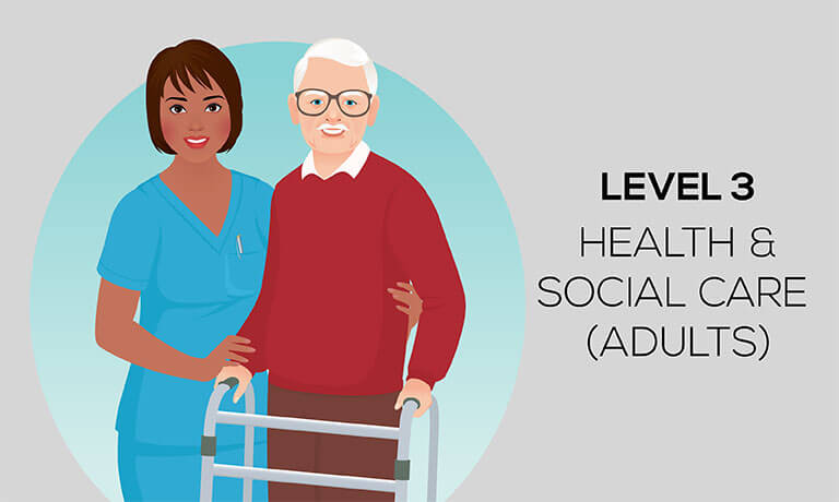 l3 diploma in health and social Health and social care btec l3 diploma lsu exam board: edexcel qualifications needed to start the course you should have sat at least 6 gcse subjects and achieved an average point score of at least 45.