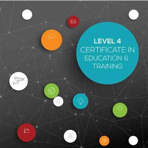 level 4 certification in education and The purpose of this level 4 certificate in education and training is to provide the learner with the skills, knowledge and understanding in to provide the learner with the skills, knowledge and understanding in developing practical teaching skills, and through the optional units, prepares teachers to work in a wide range of placements.