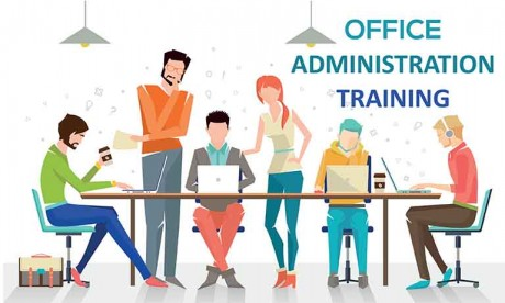 Online office administration reception training global edulink - Office administration course ...